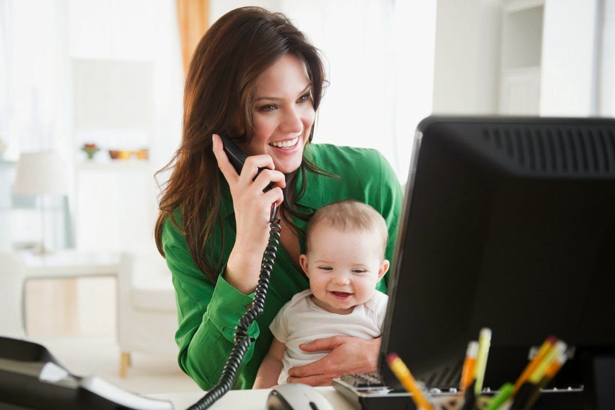 Work from home moms for Work from home pictures